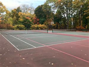 Clifford Park Tennis Courts